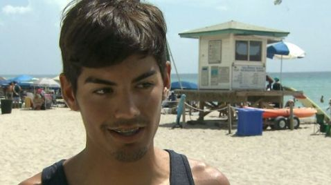 Fired Lifeguard Declines to Take His Job Back