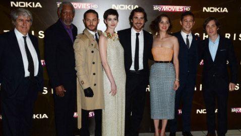 Paris Premier of 'Dark Knight Rises' Canceled