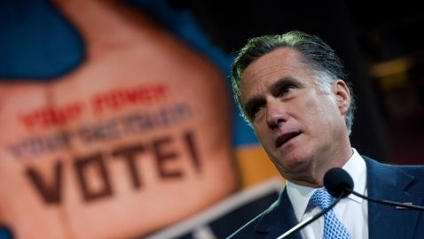 Romney Says Palestinians Don't Want Peace with Israelis in Video