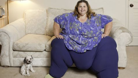 World's Heaviest Woman Uses Sex to Lose Weight