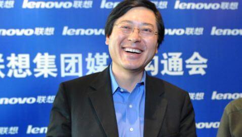 Lenovo CEO Gives $3 Million of Own Bonus to Employees