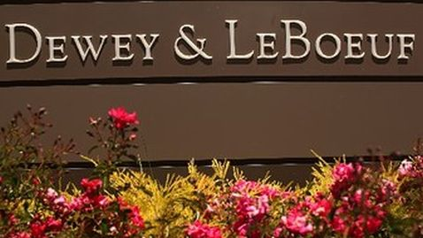 Settlement for Layoff Claims Filed by Dewey & LeBoeuf