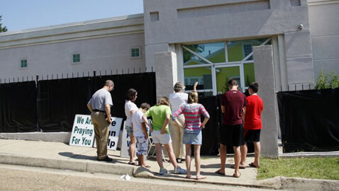 New Abortion Law Threatens To Close Mississippi's Only Abortion Clinic
