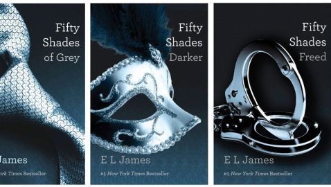 'Fifty Shades of Grey' Movie Will be Produced by 'Social Network' Producers