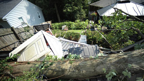 With Stifling Heat, No Electricity, Storm-Hit Residents Face Daunting Times