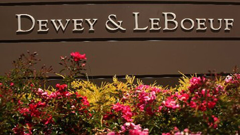 Former Partners of Dewey & LeBoeuf Given Extension