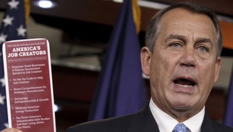 John Boehner Says Abortion Ban His Goal