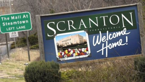 Scranton Workers Fighting Pay Cut
