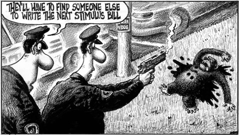 """Court Denies """"Editorial Privilege"""" to NY Post Over Chimp Cartoon"""
