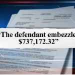 Disbarred Attorney Embezzles $737K From Milwaukee Law Firm