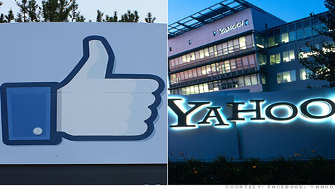 Facebook Yahoo Settle Lawsuits, Tie up in Licensing Partnership
