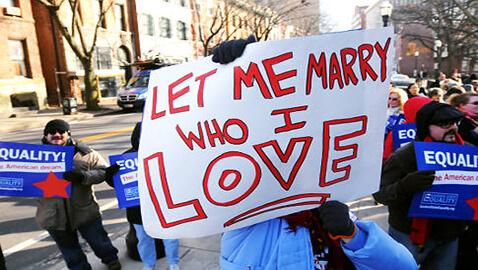 Four States Voting on Gay Marriage Today