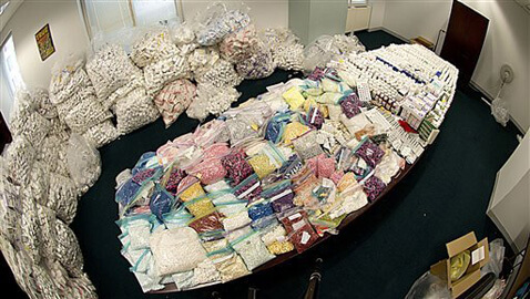 Nationwide Black Market in Medicaid Fraud Unearthed; 48 Charged