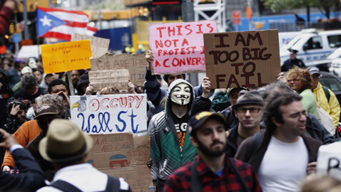 Twitter Ordered to Hand over Tweets of Occupy Protester