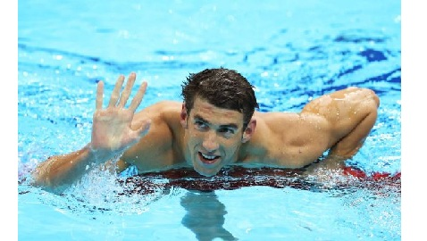 Michael Phelps Intends to End His Olympic Career as the All Time Most Medaled Athlete