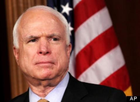 John McCain vs. Michele Bachmann On Huma Abedin