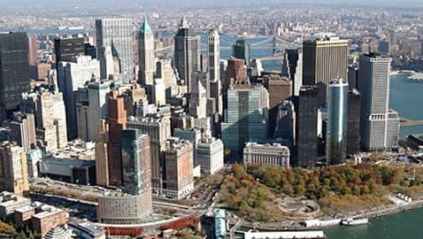 Law Firms Moving Downtown in New York