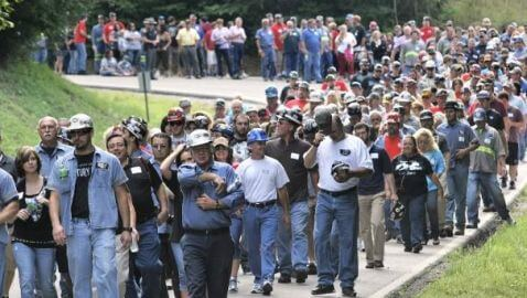 Coal Mining Employees Not Paid for Day of Work After Attending 'Mandatory' Romney Appearance