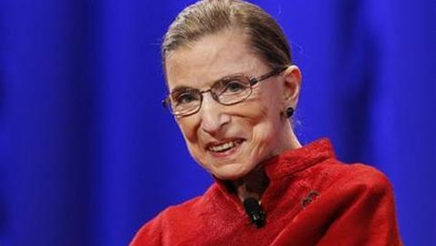 Ruth Bader Ginsburg Says She Will Not Leave the Bench