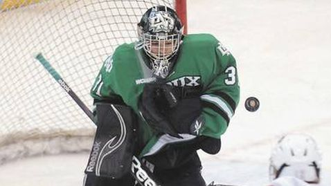 Former College Hockey Player Chooses Law School Over Pro Hockey