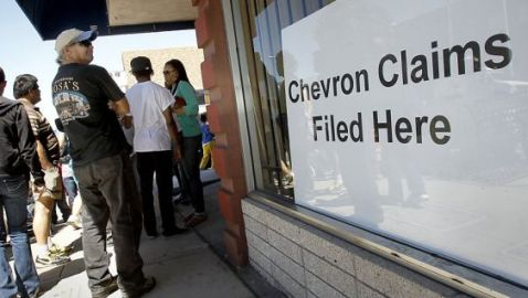 Thousands Look for Money from Chevron Fire in Richmond, CA