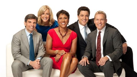 Robin Roberts Began Medical Leave