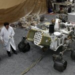 Mars Rover Beats the Odds and Lands on Mars