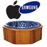 "The Titanic Apple Samsung Copyright Battle will Utilize the ""Hot Tubbing"" of Witnesses"
