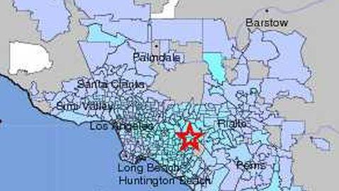 Earthquakes Rattle Yorba Linda, California