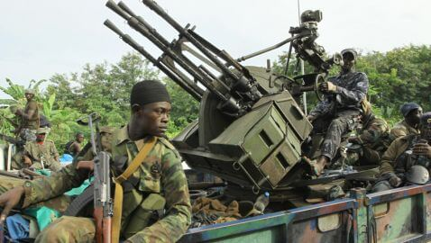 Ivory Coast Experiencing Attacks on Military Bases