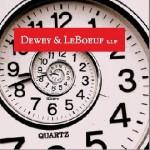 Dewey's Clawback Plan's Deadline Again Postponed