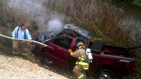 Texas Man Survives Accident Caused by Texting and Driving