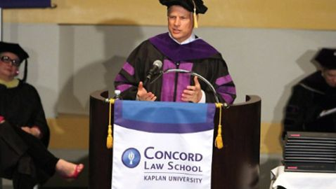 Concord Law School of Kaplan University Celebrates 18th Graduation Ceremonies