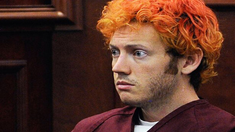 James Holmes' Parents Ask Court to Spare His Life