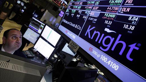 45 Minutes of Software Glitch: Knights Capital Group Loses $440 Million