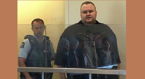 Megaupload Founder was not Only Brutalized at his Arrest, But Arrested Illegally