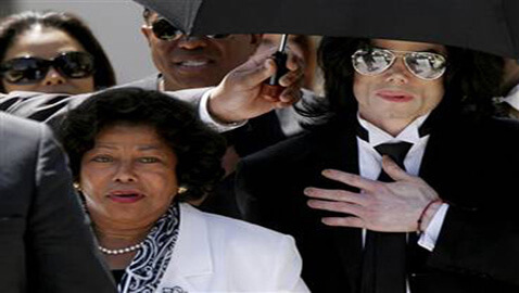 Websites Closed for Violating Copyrights of Michael Jackson