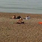 Sex on the Beach, in Public View, before Families, in Broad Daylight, at Brighton