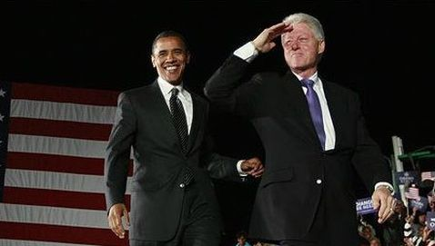 Bill Clinton Asks Voters to Give Obama Another Chance