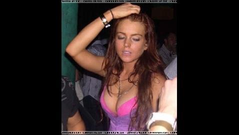 Strip Club Offers to Pay Lindsay Lohan's Storage Unit Bill