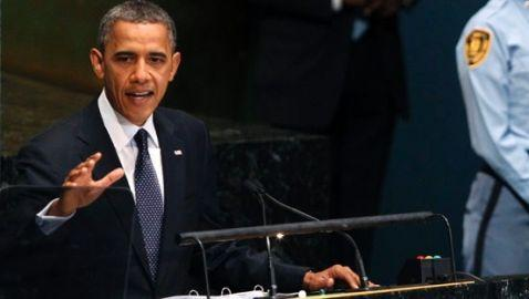 Obama Delivers Speech to United Nations General Assembly
