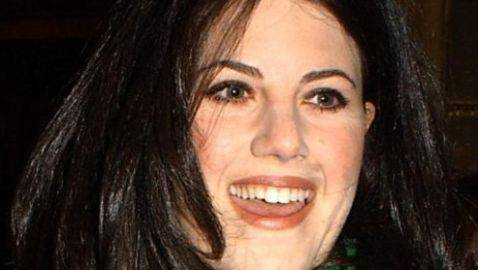Monica Lewinsky Shopping New Book