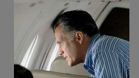 Media Mocks Romney about His Airplane Windows Comment