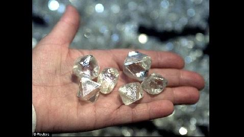 Russian Diamond Mother Lode: Ten Times Bigger than Current Market