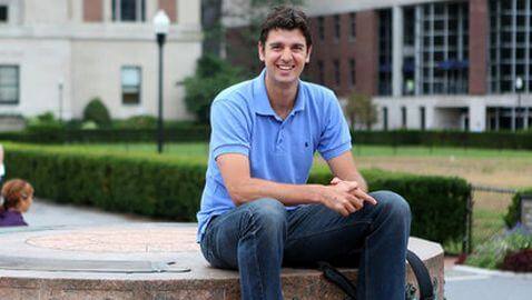 Former Tennis Player Attends Columbia Law School