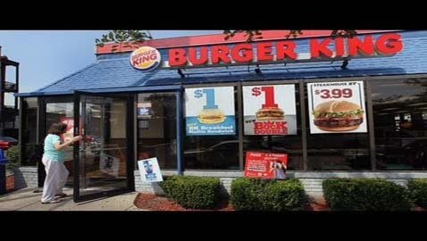 Burger King Sued for Attack Caused by Cold Onion Rings