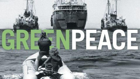Greenpeace International Sued by Shell