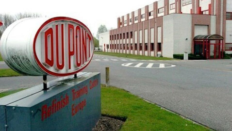DuPont Wins 20-Year Ban on South Korean Company