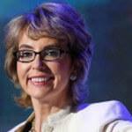 Gabrielle Giffords Recites Pledge of Allegiance at DNC