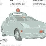 California Legalizes Google's Driverless Cars